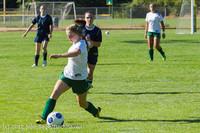 4611 Girls JV Soccer v Cedar Park 090412