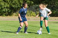 4623 Girls JV Soccer v Cedar Park 090412