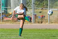 4636 Girls JV Soccer v Cedar Park 090412
