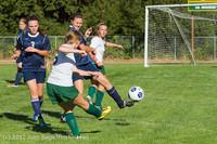 4669 Girls JV Soccer v Cedar Park 090412