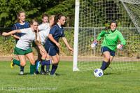 4707 Girls JV Soccer v Cedar Park 090412
