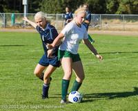 4770 Girls JV Soccer v Cedar Park 090412