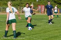 4780 Girls JV Soccer v Cedar Park 090412