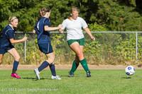 4781 Girls JV Soccer v Cedar Park 090412