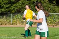 4834 Girls JV Soccer v Cedar Park 090412