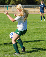 4840 Girls JV Soccer v Cedar Park 090412