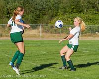 4873 Girls JV Soccer v Cedar Park 090412