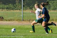 4878 Girls JV Soccer v Cedar Park 090412