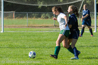 4889 Girls JV Soccer v Cedar Park 090412