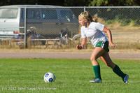 4901 Girls JV Soccer v Cedar Park 090412