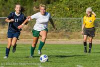 4944 Girls JV Soccer v Cedar Park 090412