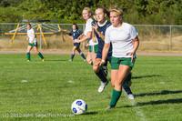 4952 Girls JV Soccer v Cedar Park 090412