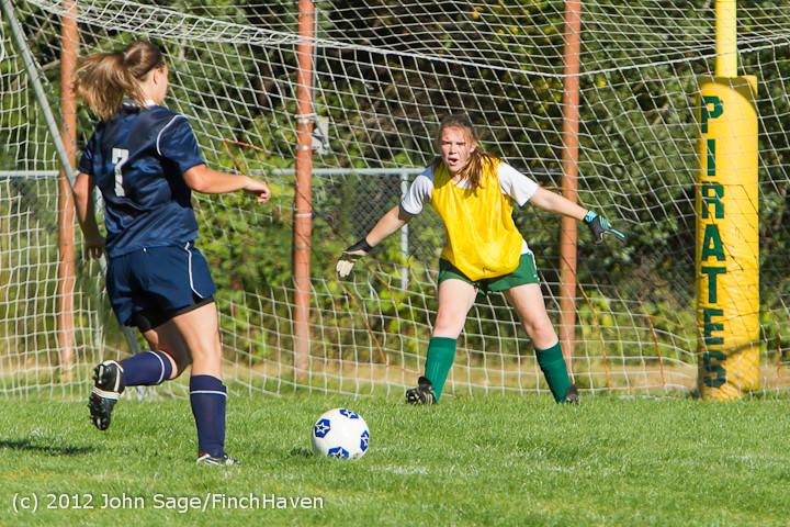 4997 Girls JV Soccer v Cedar Park 090412