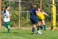 5001 Girls JV Soccer v Cedar Park 090412