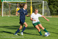 5025 Girls JV Soccer v Cedar Park 090412