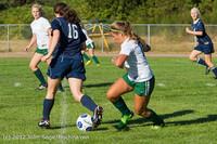 5067 Girls JV Soccer v Cedar Park 090412