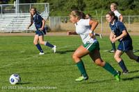 5070 Girls JV Soccer v Cedar Park 090412
