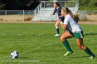 5072 Girls JV Soccer v Cedar Park 090412