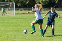 5078 Girls JV Soccer v Cedar Park 090412