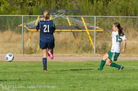 5086 Girls JV Soccer v Cedar Park 090412