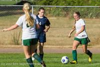 5092 Girls JV Soccer v Cedar Park 090412