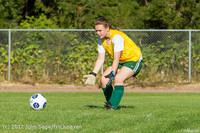 5097 Girls JV Soccer v Cedar Park 090412