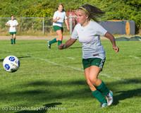 5102 Girls JV Soccer v Cedar Park 090412