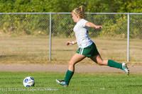 5115 Girls JV Soccer v Cedar Park 090412