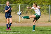 5120 Girls JV Soccer v Cedar Park 090412