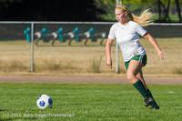 5125 Girls JV Soccer v Cedar Park 090412