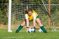 5146 Girls JV Soccer v Cedar Park 090412