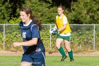 5153 Girls JV Soccer v Cedar Park 090412