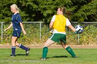 5155 Girls JV Soccer v Cedar Park 090412