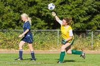 5157 Girls JV Soccer v Cedar Park 090412