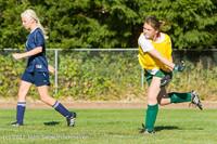 5159 Girls JV Soccer v Cedar Park 090412