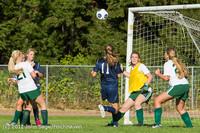 5175 Girls JV Soccer v Cedar Park 090412