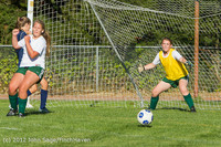 5176 Girls JV Soccer v Cedar Park 090412