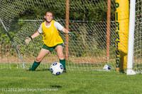 5177 Girls JV Soccer v Cedar Park 090412