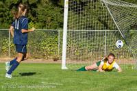 5190 Girls JV Soccer v Cedar Park 090412