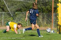 5198 Girls JV Soccer v Cedar Park 090412