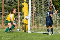 5199 Girls JV Soccer v Cedar Park 090412