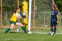 5200 Girls JV Soccer v Cedar Park 090412