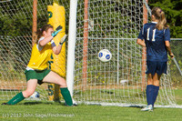 5201 Girls JV Soccer v Cedar Park 090412