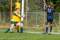 5202 Girls JV Soccer v Cedar Park 090412