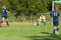 5221 Girls JV Soccer v Cedar Park 090412