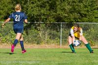 5224 Girls JV Soccer v Cedar Park 090412