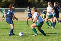 5227 Girls JV Soccer v Cedar Park 090412