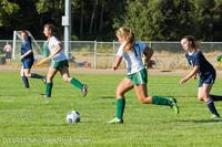 5229 Girls JV Soccer v Cedar Park 090412