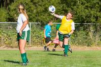 5251 Girls JV Soccer v Cedar Park 090412