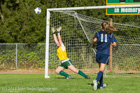 5271 Girls JV Soccer v Cedar Park 090412